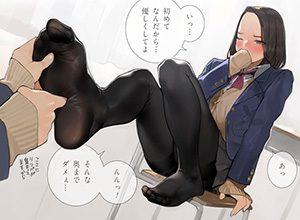 【ここ押されて痛かったら】足ツボマッサージ受けてる女子の二次エロ画像【カスです】