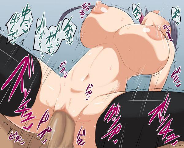 【産めよ増やせよ】母乳を出しつつセックスしてる二次画像【31】