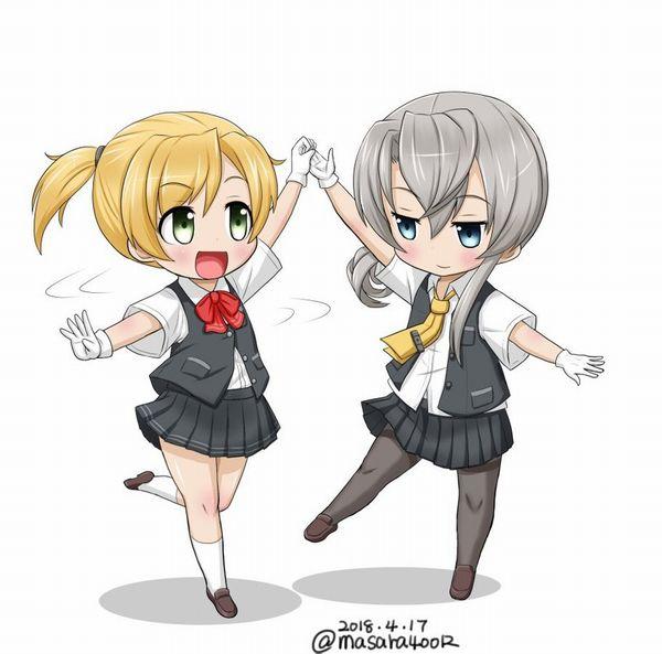 【みんな踊れー】踊ってる女の子達の二次エロ画像【25】
