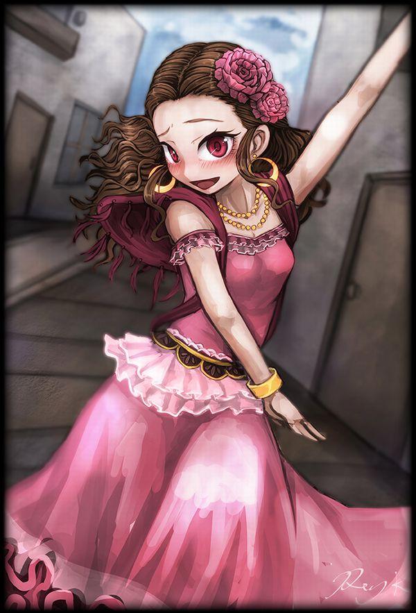 【みんな踊れー】踊ってる女の子達の二次エロ画像【26】