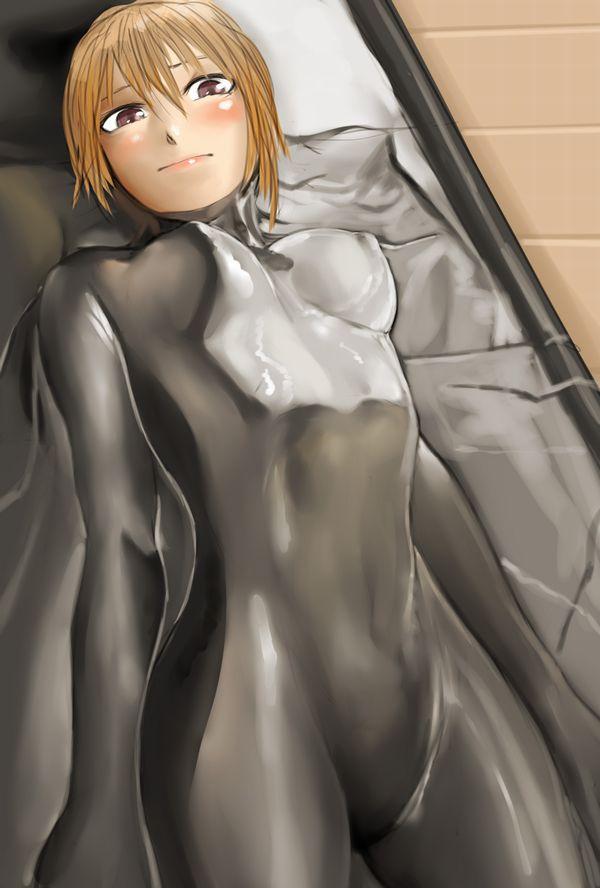 【バキュームベッド】真空パックされてる女の子たちの二次エロ画像【10】