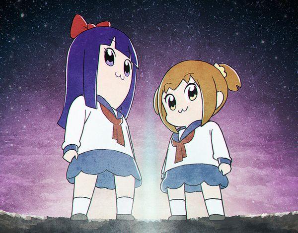 【starrysky】星空と女の子の幻想的な二次画像【IKUZO要素は無い】【40】