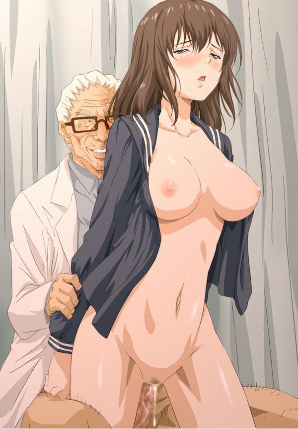 【あそぶんだ、おじさんと!】オッサンと少女が性行為をしている二次エロ画像【2】