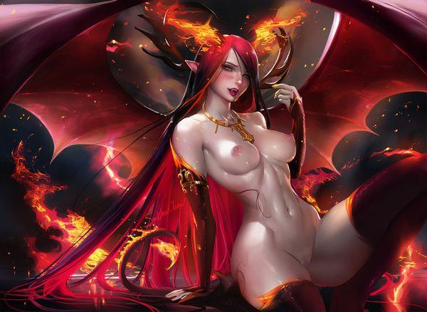 【燃える闘魂】なんか暑苦しい二次エロ画像【2】