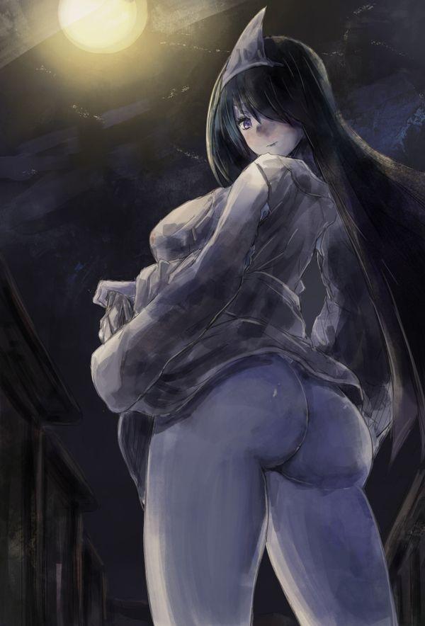 【伝統】「和服の時に下着は履かない」古風な大和撫子達の二次エロ画像【16】