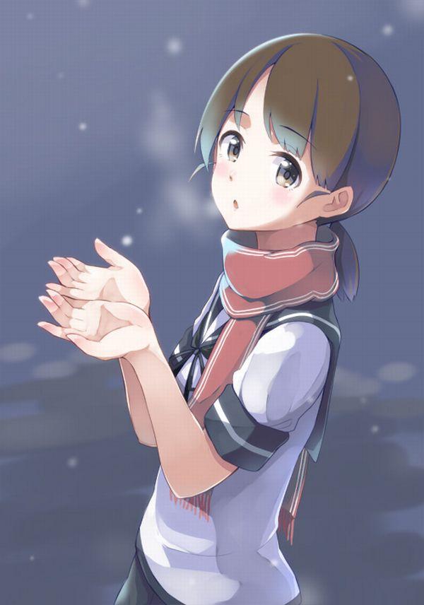 【艦これ】白雪(しらゆき)のエロ画像【艦隊これくしょん】【74】