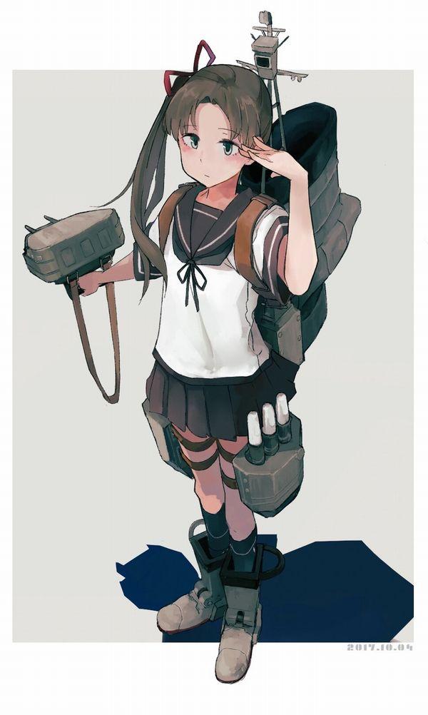 【艦これ】綾波(あやなみ)のエロ画像【艦隊これくしょん】【61】