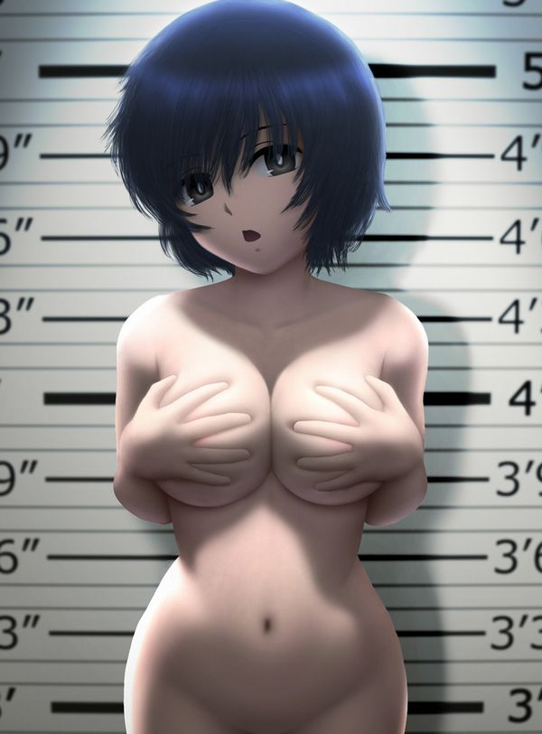 【マグショット】刑務所に入れられる予定がありそうな女子達の二次エロ画像【19】