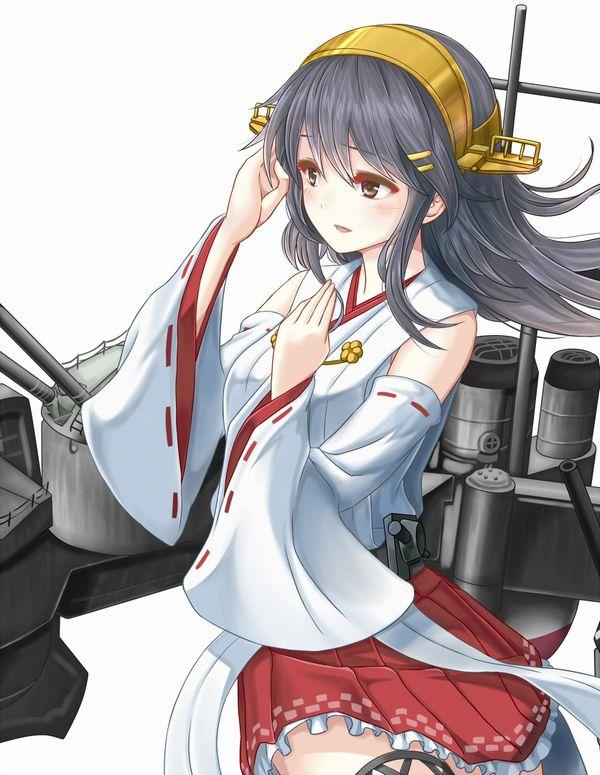 【艦これ】榛名(はるな)のエロ画像【艦隊これくしょん】【67】