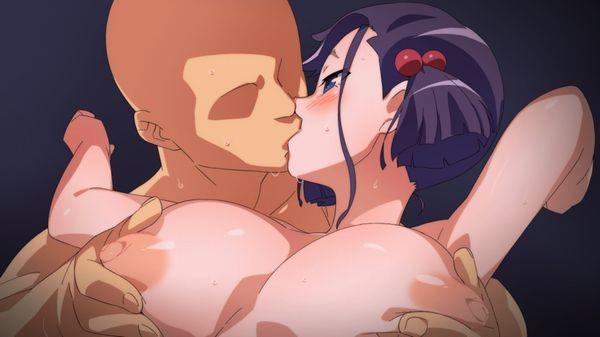 【金庫を開けるように】乳首コリコリしてる二次エロ画像【17】