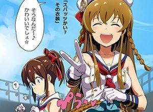【(^_^)v←こんな感じ】笑顔でピースしてる女子達の二次画像
