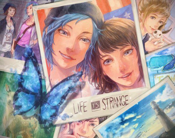 【Life is Strange】マックスやクロエ等の二次エロ画像【15】