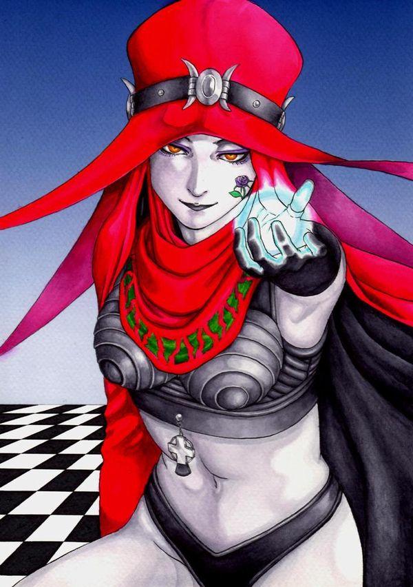【D×2真・女神転生 リベレーション半年記念】女悪魔達の二次エロ画像【37】