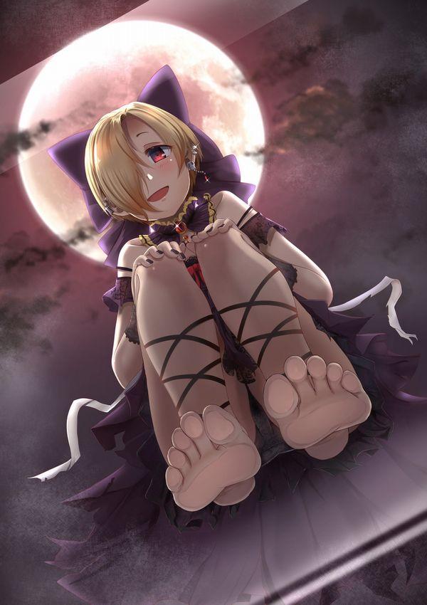 【くさそう】「女の子の足の裏って汚いんだぜ?」って二次エロ画像【28】