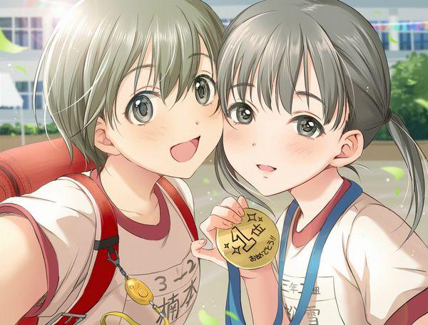 【もうすぐ夏休み】夏のJS少女達の二次エロ画像【21】