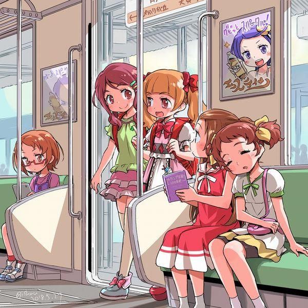 【もうすぐ夏休み】夏のJS少女達の二次エロ画像【39】
