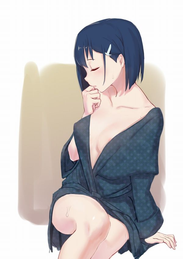 【クーラーどころか】江戸時代の女の人って夏場凄い汗臭そうだよねって二次エロ画像【扇風機も無い】【32】