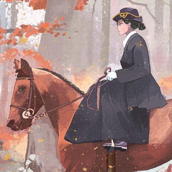 【淑女の嗜み】乗馬を楽しむ女子達の二次画像【14】