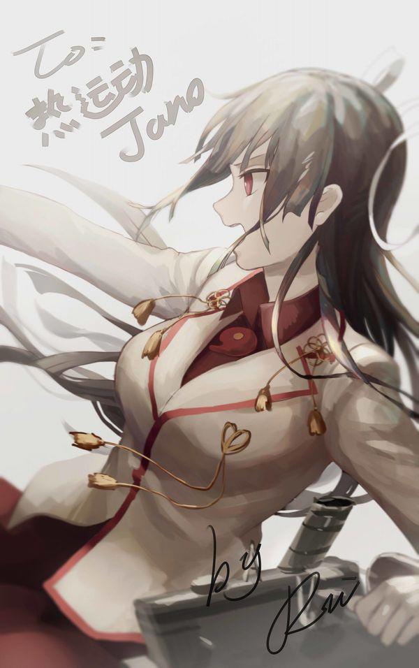 【艦これ】飛鷹(ひよう)のエロ画像【艦隊これくしょん】【20】