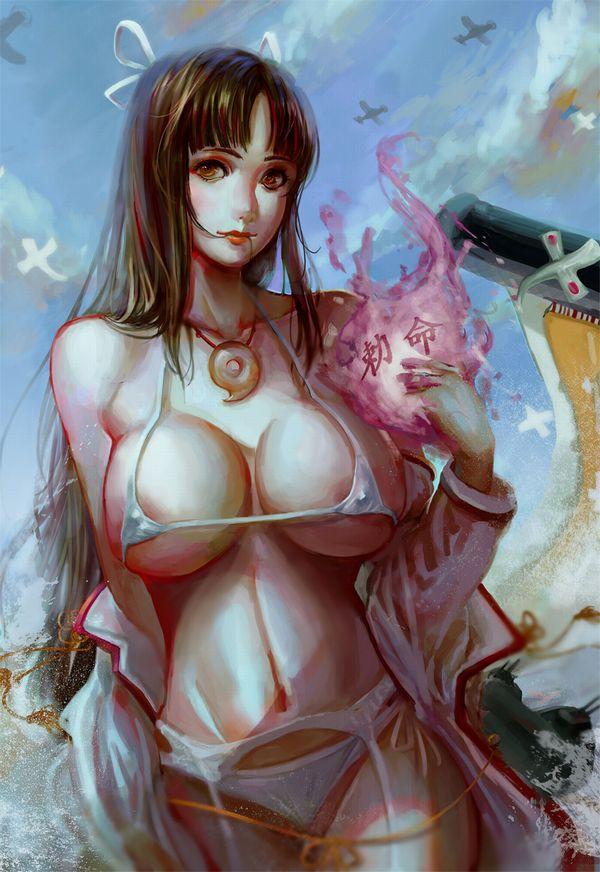 【艦これ】飛鷹(ひよう)のエロ画像【艦隊これくしょん】【46】