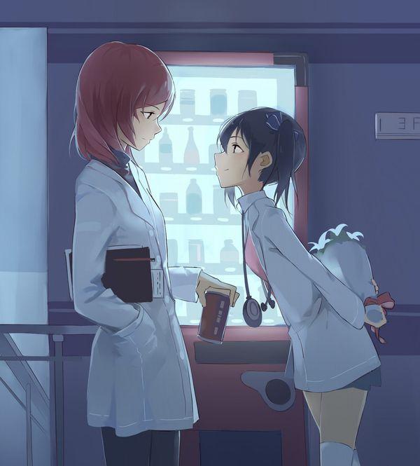 【チャレンジ女医】女性のお医者さんにエッチな看護されてる二次エロ画像【38】