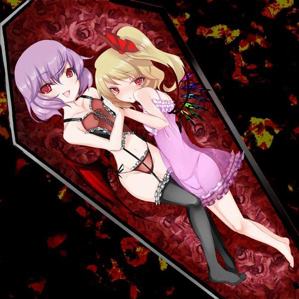 【これから埋葬かな?】棺桶と女の子の二次エロ画像【6】
