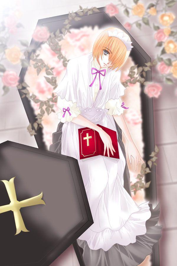 【これから埋葬かな?】棺桶と女の子の二次エロ画像【23】
