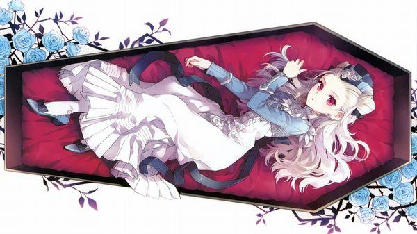 【これから埋葬かな?】棺桶と女の子の二次エロ画像【25】