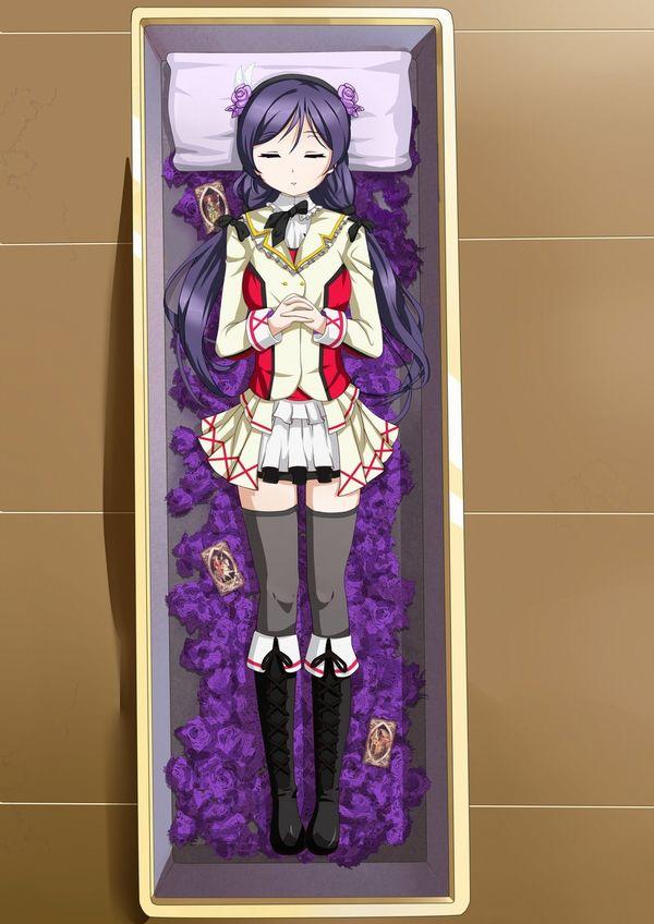 【これから埋葬かな?】棺桶と女の子の二次エロ画像【30】