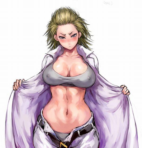 【補正下着最強!】 巨乳はブラ越しに見るからこそ美しいんだぜ?って二次エロ画像【14】