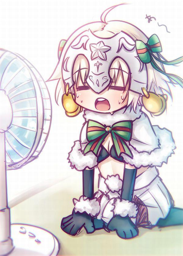 【みんな一度は通る道】扇風機に「ア゛ーーーッ」ってやってる女子達の二次画像【25】