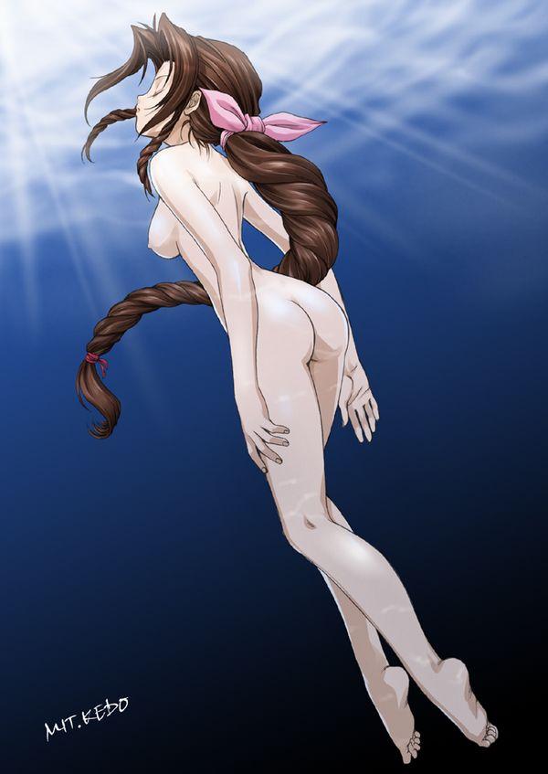 【そうか…脱げばいいんだ】女の子が全裸で泳いでる二次エロ画像【36】