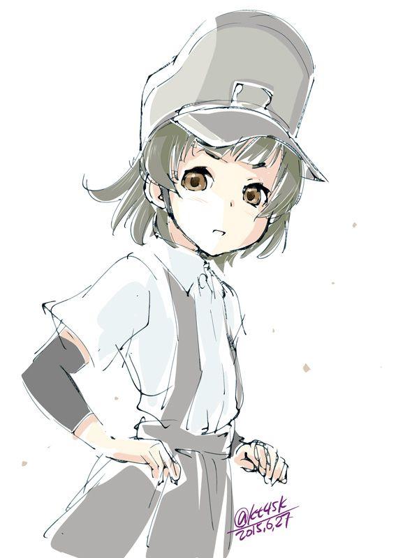 【艦これ】霰(あられ)のエロ画像【艦隊これくしょん】【53】