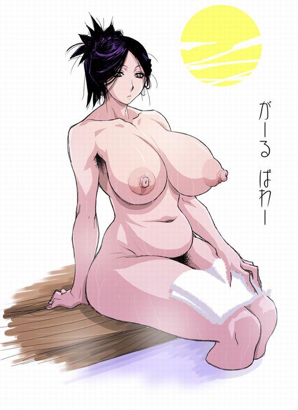 【女子じゃないから】腋毛生えてるBBAの二次エロ画像【女子力なんて無い】【21】