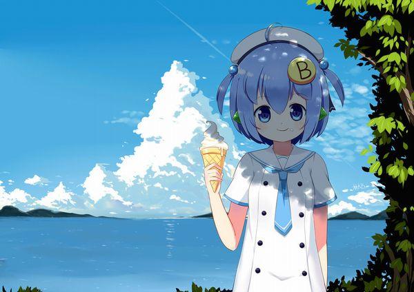 【マックなら100円】ソフトクリーム食べてる女の子達の二次画像【11】