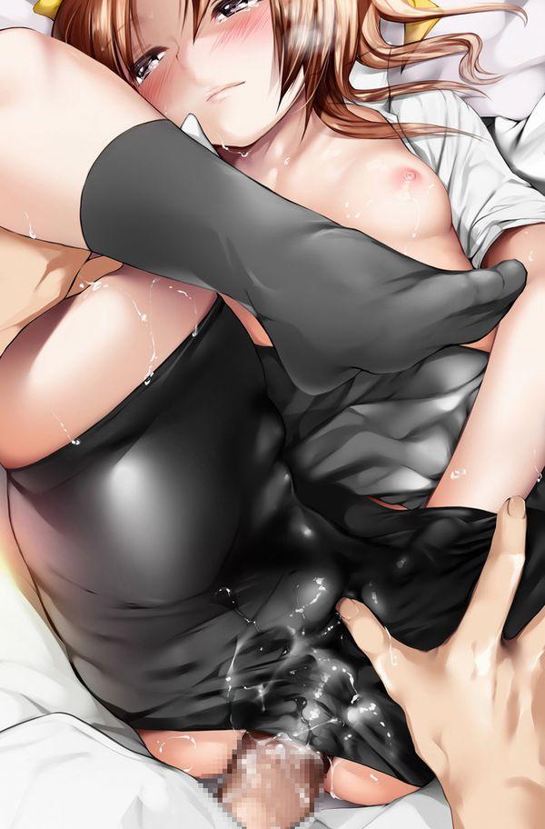 【艦これ】陽炎(かげろう)のエロ画像【艦隊これくしょん】【1】