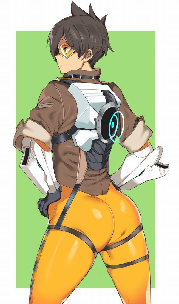 【オーバーウォッチ】トレーサー(Tracer)のエロ画像【41】