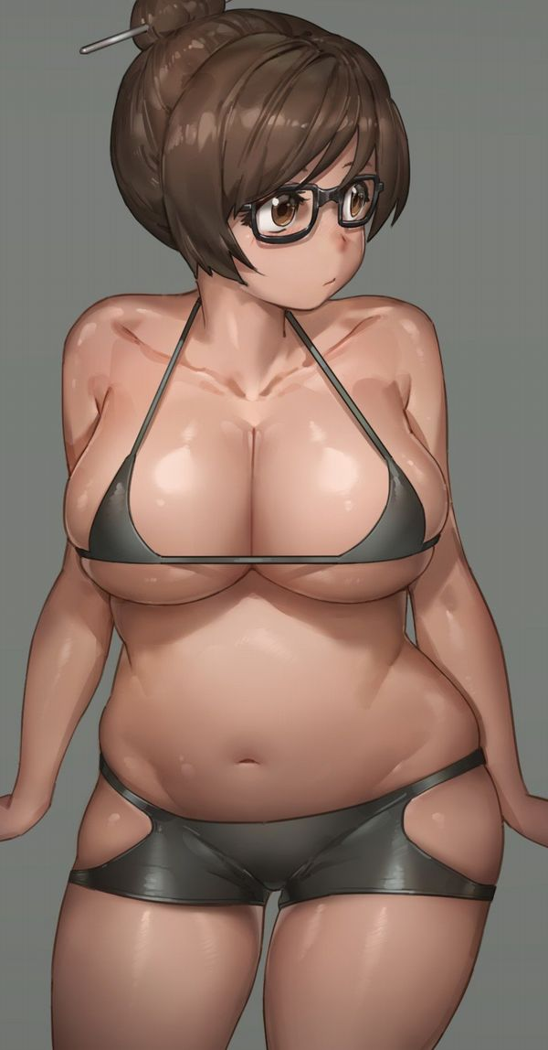 【オーバーウォッチ】メイ(Mei)のエロ画像【17】