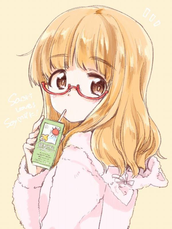 【量が少ない(切実)】紙パックのちっちゃいジュース飲んでる女子たちの二次画像【13】