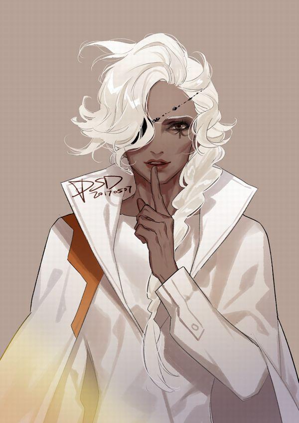 【オーバーウォッチ】アナ(Ana)のエロ画像【45】