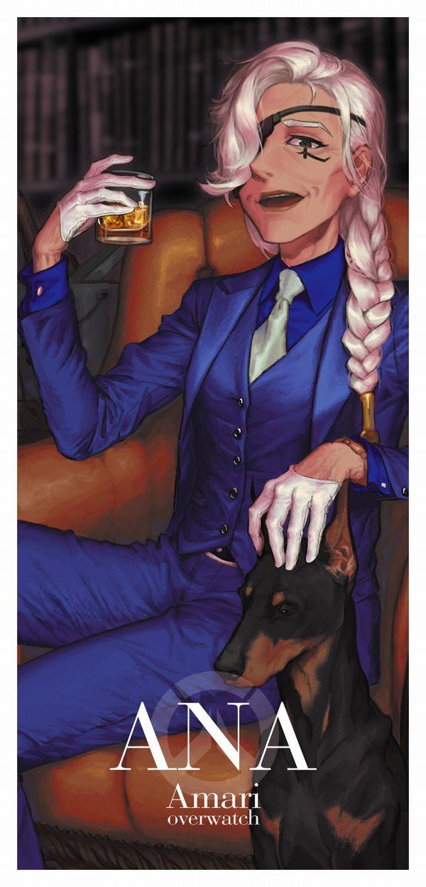 【オーバーウォッチ】アナ(Ana)のエロ画像【47】