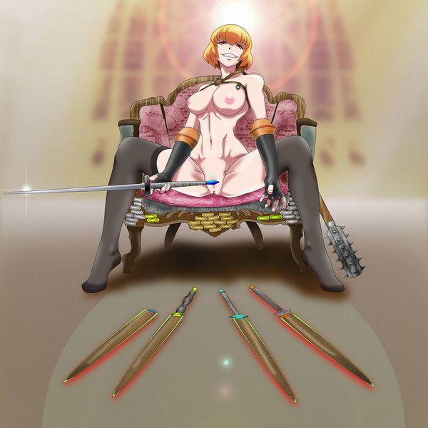 【オーバーロード】クレマンティーヌのエロ画像【12】