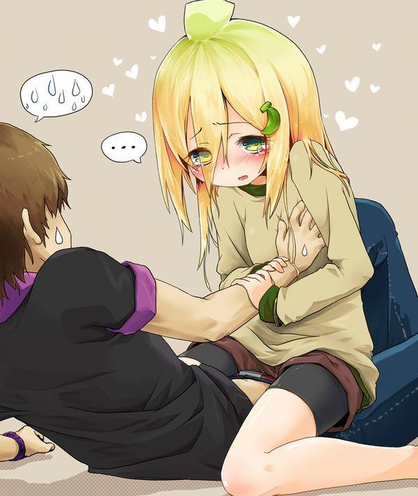 【シチュ色々】泣いてる女の子達のセリフ付二次エロ画像【34】