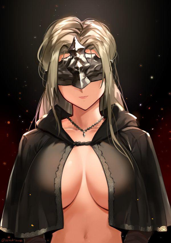 【お前平田だろ!】マスクつけてて顔が判らない女の子の二次エロ画像【18】