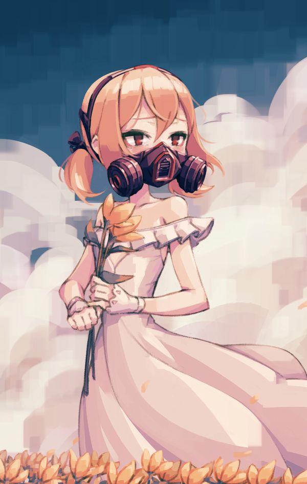 【お前平田だろ!】マスクつけてて顔が判らない女の子の二次エロ画像【22】