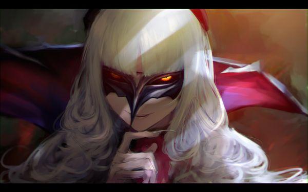 【お前平田だろ!】マスクつけてて顔が判らない女の子の二次エロ画像【23】