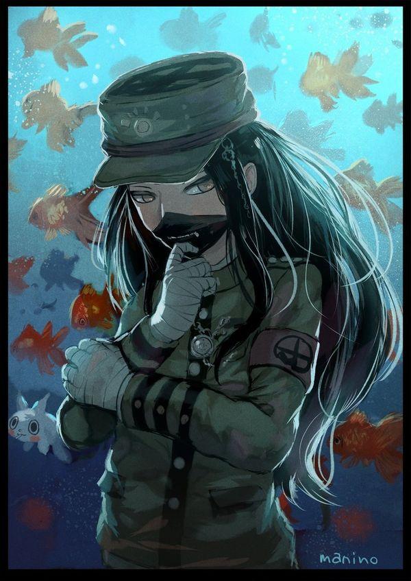【お前平田だろ!】マスクつけてて顔が判らない女の子の二次エロ画像【30】