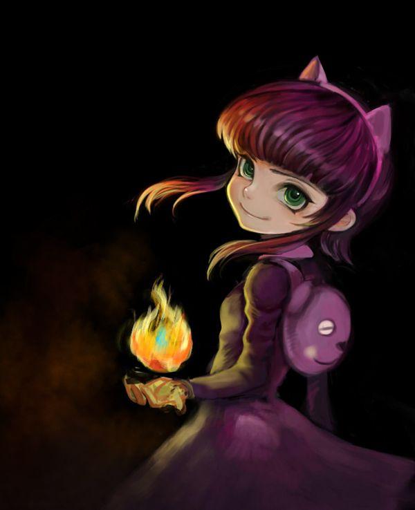 【LOL】Annie(アニー)のエロ画像【リーグ・オブ・レジェンド】【13】
