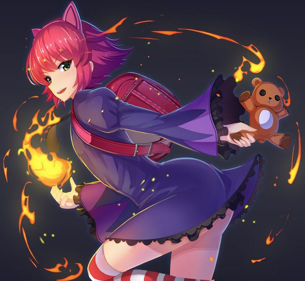 【LOL】Annie(アニー)のエロ画像【リーグ・オブ・レジェンド】【29】