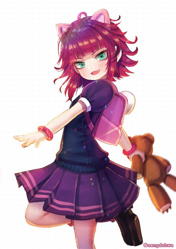 【LOL】Annie(アニー)のエロ画像【リーグ・オブ・レジェンド】【39】